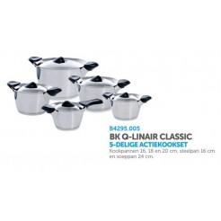 BK Q-linair Classic 5 dlg